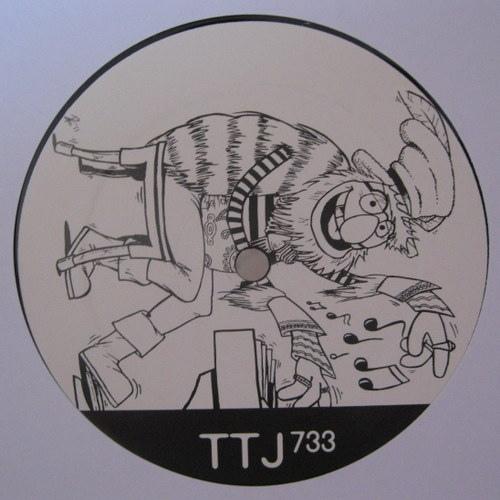 """Todd Terje/TTJ EDITS #733 12"""""""