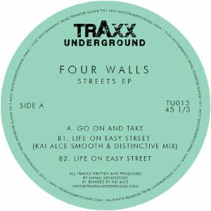"""Four Walls/STREETS EP 12"""""""
