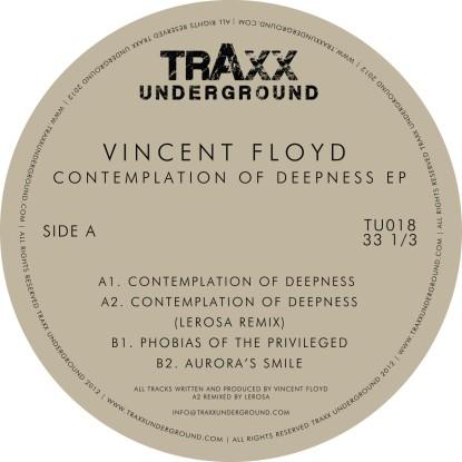"Vincent Floyd/CONTEMPLATION OF...12"""