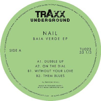 "Nail/BAIA VERDE EP 12"""