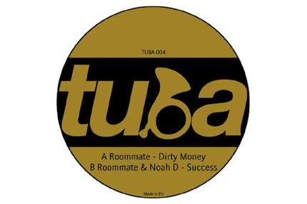 "Roommate/DIRTY MONEY 12"""