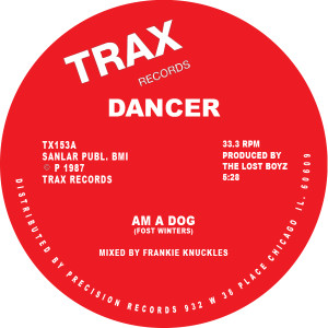 "Dancer/AM A DOG & BOOM BOOM 12"""