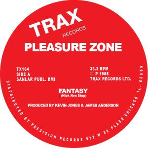 """Pleasure Zone/FANTASY 12"""""""