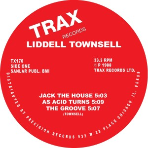 """Lidell Townsell/PARTY PEOPLE JACK 12"""""""