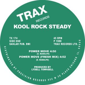 "Kool Rock Steady/POWER MOVE 12"""