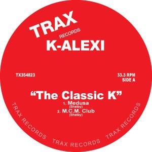 "K-Alexi/THE CLASSIC K EP 12"""
