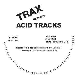 Various/ACID TRAX VOL. 1 DLP
