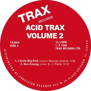 Various/ACID TRAX VOL. 2 DLP