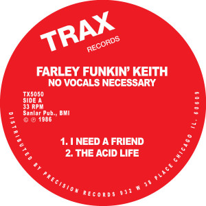 Farley Funkin' Keith/NO VOCALS... DLP