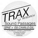 0ne + 1 & Camilo Gil/SOUND PASSAGES 12""