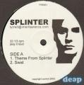 "Splinter/SPLINTER EP 12"""