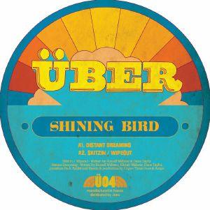 "Shining Bird/DISTANT... (COYOTE MIX) 12"""