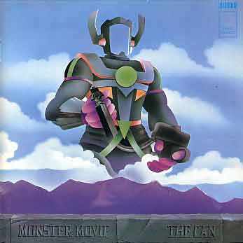 Can/MONSTER MOVIE LP