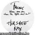 """Freaks/WHERE WERE U-HIRSHEE DUBSTEP 12"""""""
