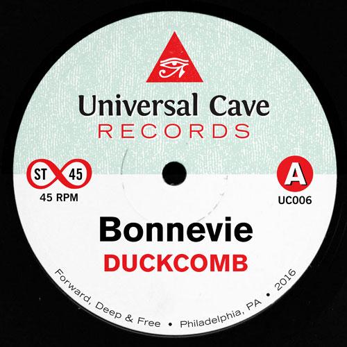 "Duckcomb/BONNEVIE 7"""