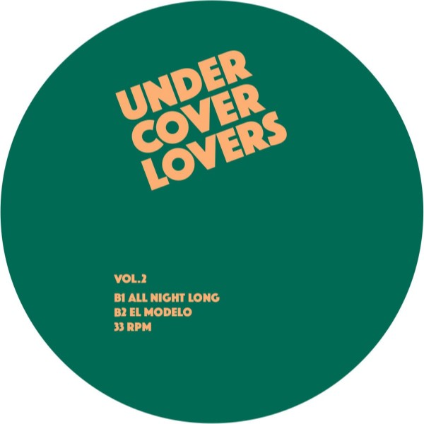 Psychemagik/UNDERCOVER LOVERS VOL 2 12""