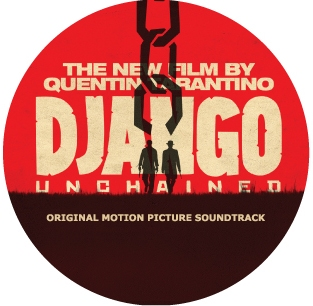 Django Unchained/OST LP + SLIPMAT
