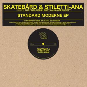 "Skatebard/STANDARD MODERNE EP 12"""