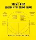 Steve Reid/ODYSSEY OF OBLONG SQUARE CD