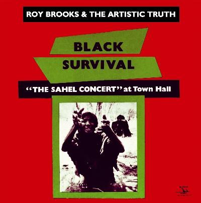Roy Brooks/BLACK SURVIVAL CD
