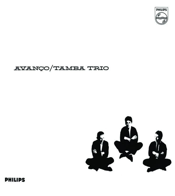 Tamba Trio/AVANCO  LP