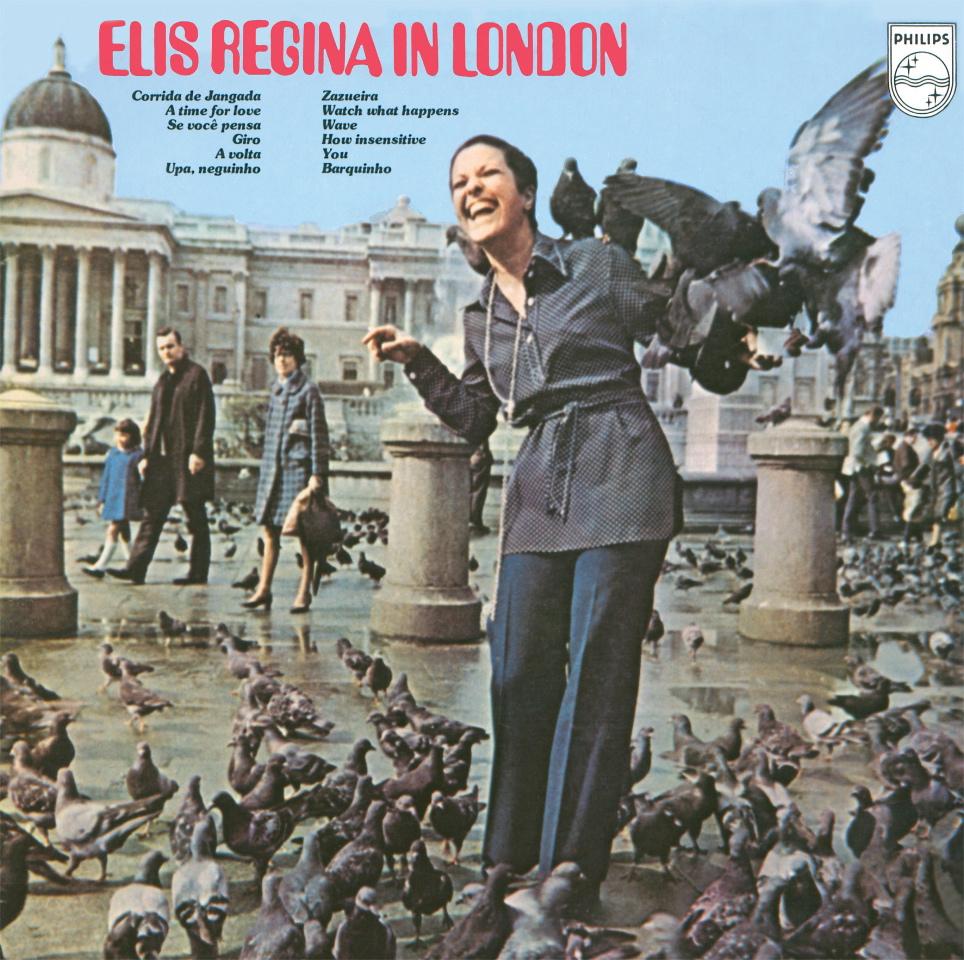 Elis Regina/IN LONDON 1969  LP