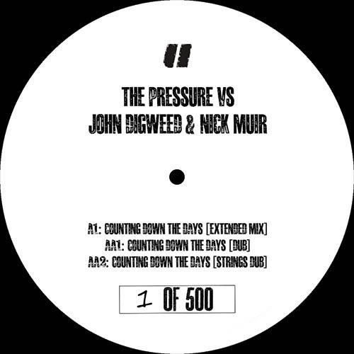 "Pressure vs John Digweed & Nick Muir/12"""
