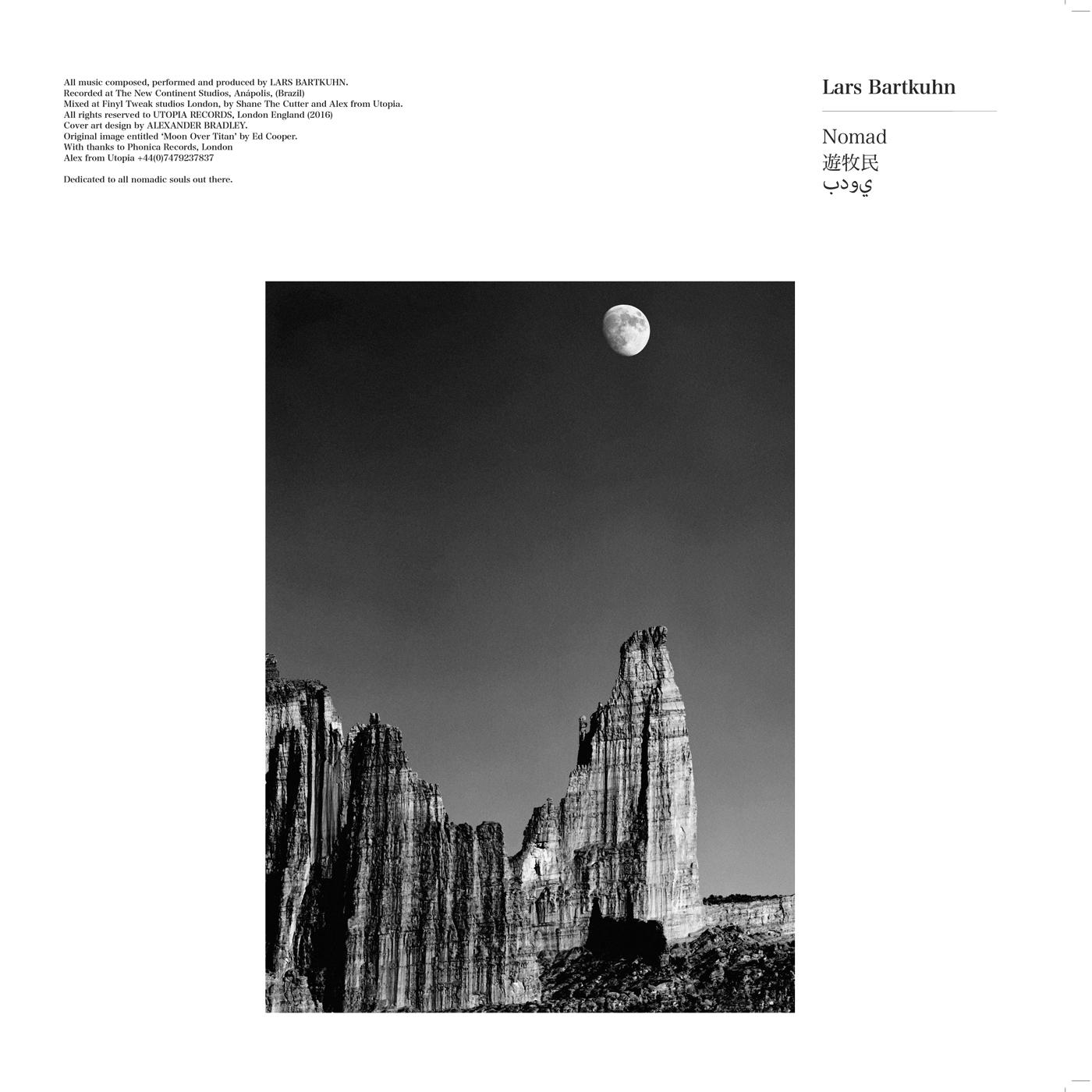 "Lars Bartkuhn/NOMAD EP 12"""