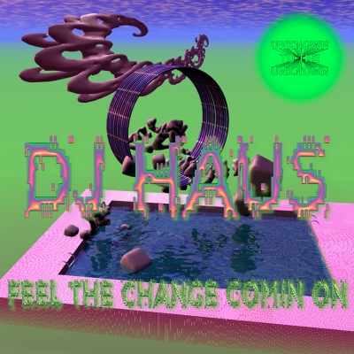 "DJ Haus/FEEL THE CHANGE COMIN' ON 12"""