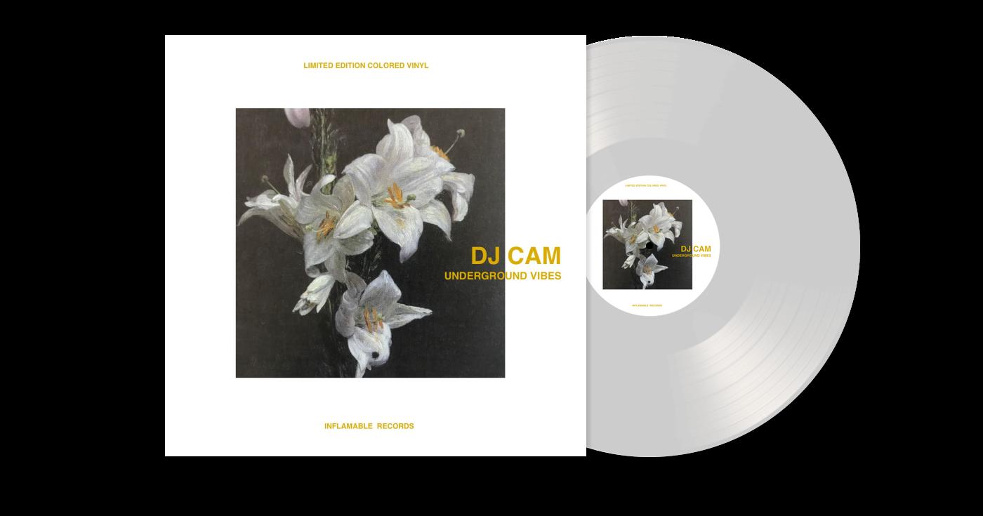 DJ Cam/UNDERGROUND VIBES (DENTED) LP