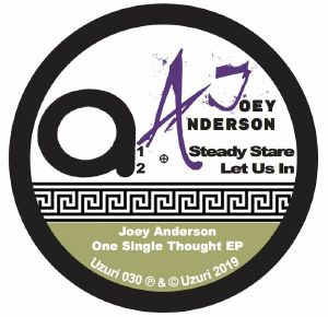 """Joey Anderson/ONE SINGLE THOUGHT EP 12"""""""