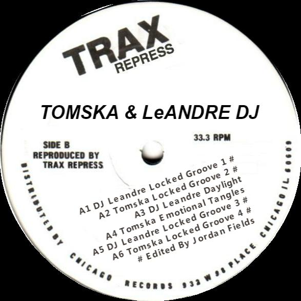 """Tomska & Leandre DJ/BFTD PROJECT 12"""""""