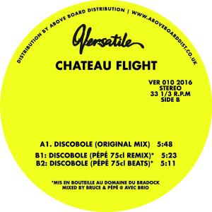 "Chateau Flight/DISCOBOLE 12"""