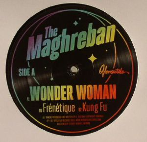 Maghreban/WONDER WOMAN EP 12""