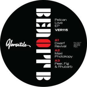 """Benoit B/PELICAN LOVE EP 12"""""""