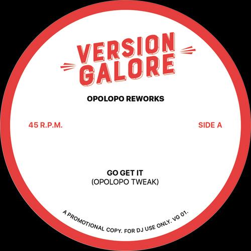 """Version Galore/OPOLOPO RE-EDITS 12"""""""