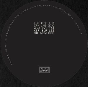 "Malin Genie/ESCHATON EP 12"""