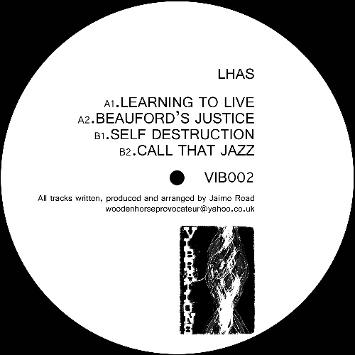 L.H.A.S./LEARNING TO LIVE 12""