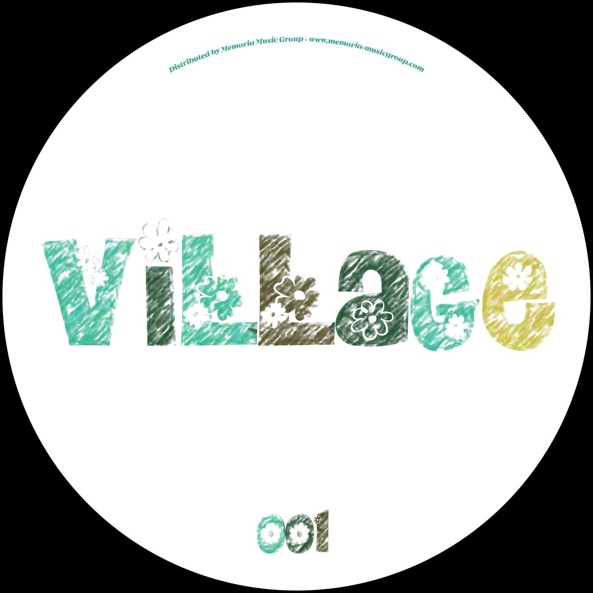 Citizens/VILLAGE001 12""