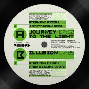 """Stephane Attias/JOURNEY TO THE LIGHT 12"""""""