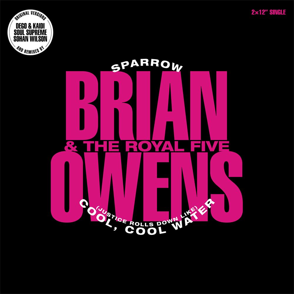 "Brian Owens/SPARROW D12"""