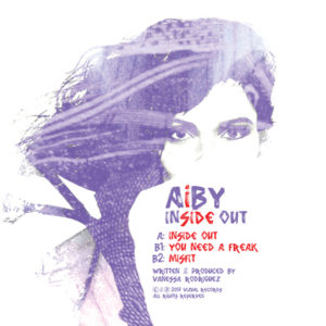 """Aiby/INSIDE OUT 12"""""""