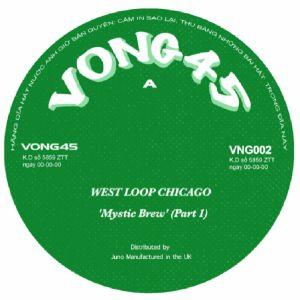 "West Loop Chicago/MYSTIC BREW 7"""