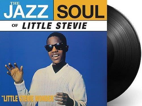 Stevie Wonder/THE JAZZ SOUL OF LP