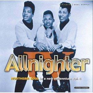Northern Soul/ALLNIGHTER VOL 4  LP