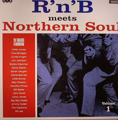 Northern Soul/R'N'B MEETS NORTHERN 1 LP