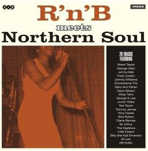 Northern Soul/R'N'B MEETS NORTHERN 2 LP