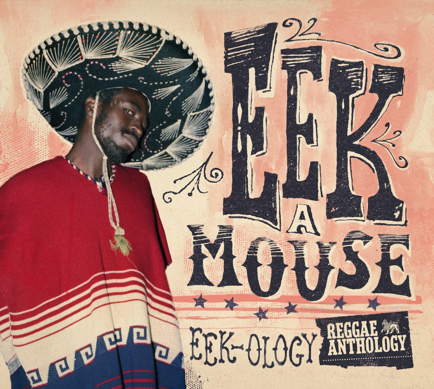 Eek-a-Mouse/EEKOLOGY LP