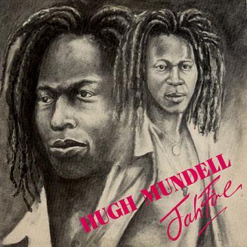 Hugh Mundell/JAH FIRE LP