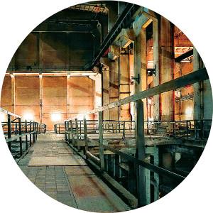 "Deadbeat/THE JACKS EP 12"""